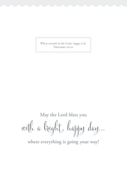 KJV Boxed Cards - Encouragement, Hope Blooms