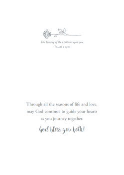 KJV Boxed Cards - Anniversary, Celebrating Your Love