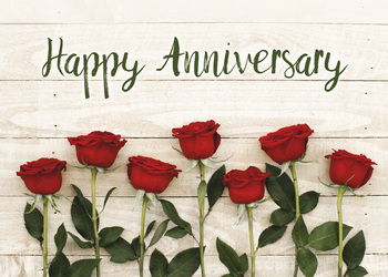 KJV Boxed Cards - Anniversary, Celebrating Your Love