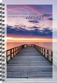 Light at the River- Journal - by Heartwarming Thoughts