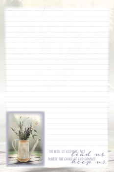 Simply Country - Stationery Pad - by Heartwarming Thoughts
