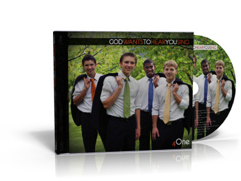God Wants to Hear You Sing CD by 4 One (Fountainview Academy)
