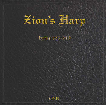 Zion's Harp CD 15 by Apostolic Christian Singers