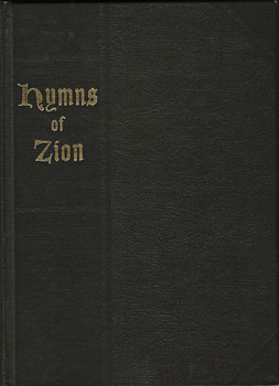 Hymns of Zion Hymnal