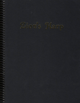 Zion's Harp Hymnal - Large Print