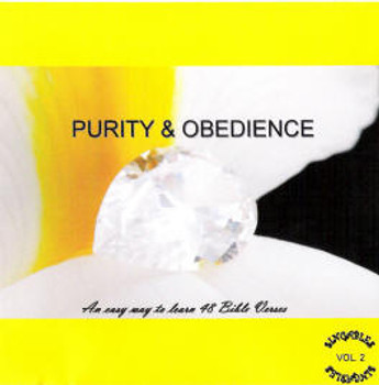 Purity and Obedience, Singables Vol 2 CD by Heartsong Singables