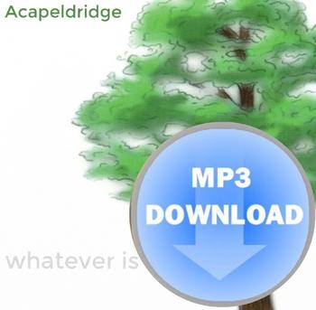 Whatever Is True MP3 by Acapeldridge (Michael Eldridge)