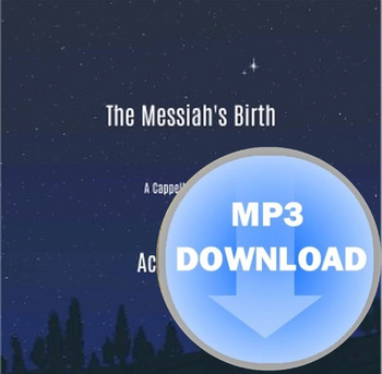 The Messiah's Birth Mp3 by Acapeldridge