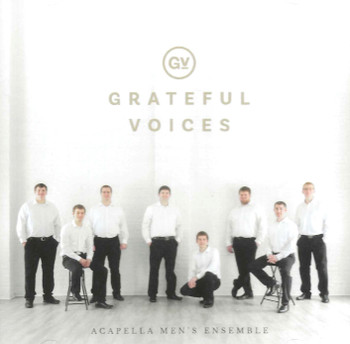 CD Grateful Voices