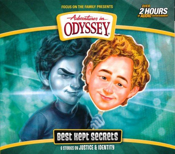 Best Kept Secret - #69 CD Set by Adventures in Odyssey