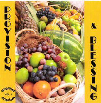 Provision and Blessing, Singables Vol 4 CD by Heartsong Singables