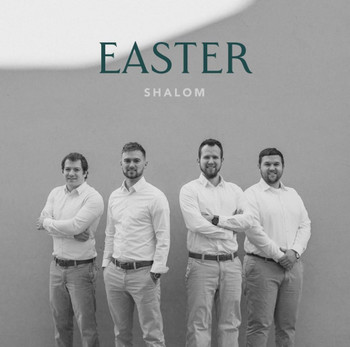 Easter CD by Shalom Men's Quartet