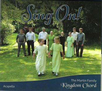 Sing On CD By Kingdom Chord
