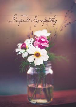 KJV Boxed Cards - Sympathy, Heartfelt Sympathy 2