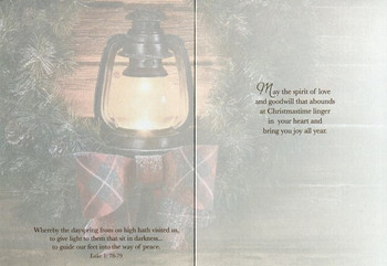 KJV Boxed Cards - Christmas, Light of Christmas by Heartwarming Thought
