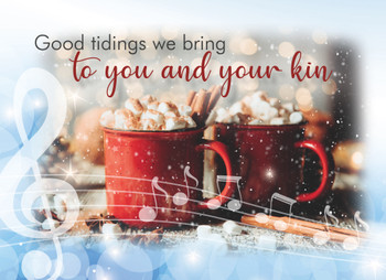 KJV Boxed Cards - Christmas, Cup of Joy 2 by Heartwarming Thought