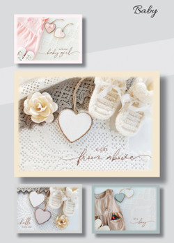 KJV Boxed Cards - Baby, Blessed Baby II by Heartwarming Thoughts