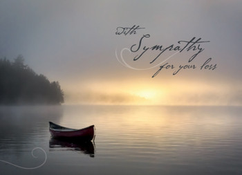 KJV Boxed Cards - Sympathy, Year of Comfort II by Heartwarming Thoughts