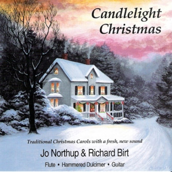 Candlelight Christmas CD/MP3 by Jo Northup & Richard Birt