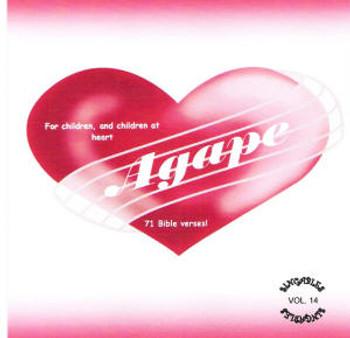 Agape, Singables Vol 14 CD/MP3