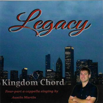 Legacy CD By Kingdom Chord