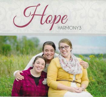Hope CD by Harmony 3