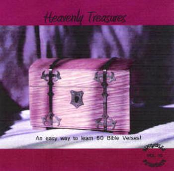Heavenly Treasures, Singables Vol 16 CD by Heartsong Singables
