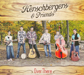 Over There CD by Herschbergers & Friends