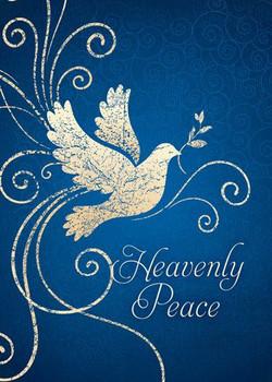 KJV Boxed Cards - Christmas, Heavenly Peace