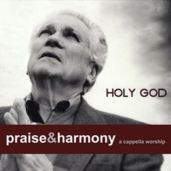 Praise & Harmony cd Holy God - Acappella Vocalist Training CD