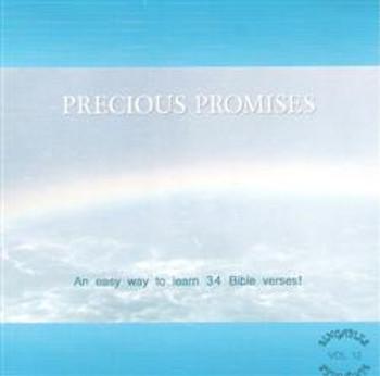 Precious Promises, Singables Vol 12 CD by Heartsong Singables