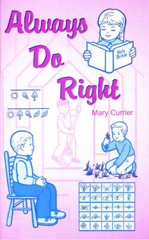 Always Do Right - Book