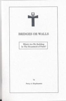 Bridges or Walls - Book