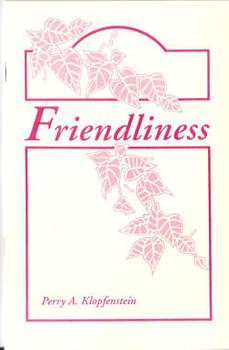 Friendliness - Book