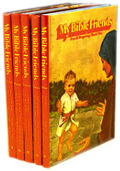My Bible Friends - 5 Book Set