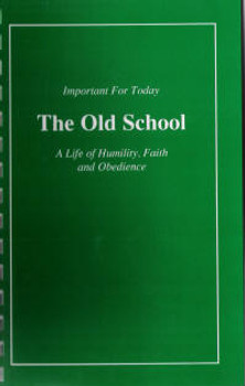 The Old School - Book