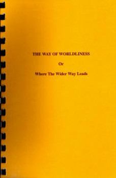 The Way of Worldliness - Book