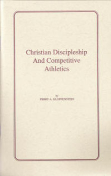 Christian Discipleship and Competitive Athletics - Book