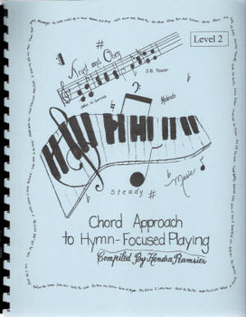 The Chord Approach To Hymn Focused Playing Lev 2 - Book