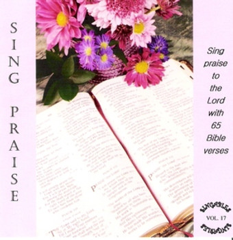 Sing Praise, Singables Vol 17 CD by Heartsong Singables
