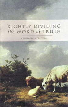 Rightly Dividing the Word of Truth - Book