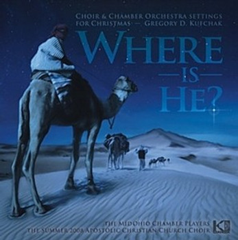 Where Is He? CD by MidOhio Chamber Players