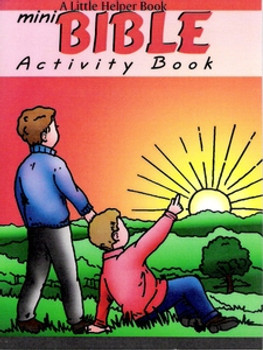Mini Bible Activity Book