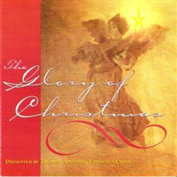 The Glory of Christmas CD by Detroit AC Choir