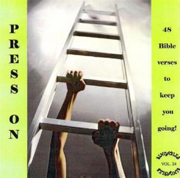 Press On, Singables Vol 24 CD by Heartsong Singables