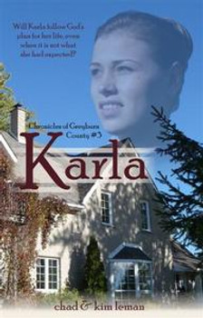 Karla - Chronicles of Greyburn County, Book 3