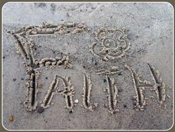 Faith - Hope - Joy - Love - Peace - 5 Blank Notecards