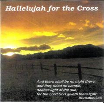 Hallelujah for The Cross CD by Bruellman Family