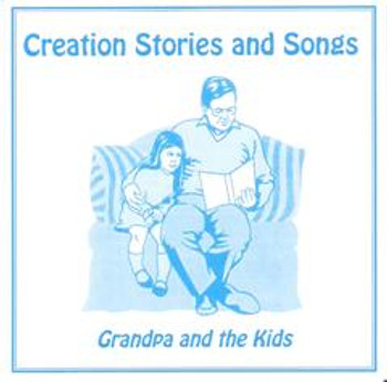 Creation Stories And Songs CD