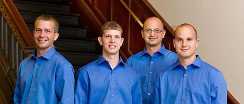 Garment Of Praise Quartet